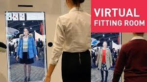Ứng dụng thực tế ảo và thực tế tăng cường vào thời trang cho phép thử đồ trước camera