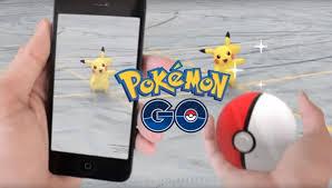 Trò chơi Pokemon GO là ứng dung AR nổi bật trong giải trí