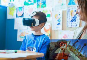 VR in educantion