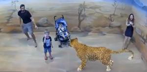Biến khu mua sắm thành vườn thú bằng việc ứng dụng công nghệ thực thế ảo tăng cường AR