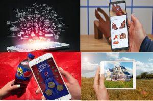 Ứng dụng thực tế ảo tăng cường trong Truyền thông Marketing ý tưởng đột phá