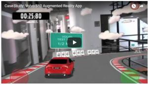 Ứng dụng công nghệ thực tế ảo tăng cường cho marketing AR car marketing