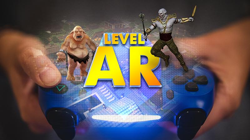công nghê AR/VR trong game