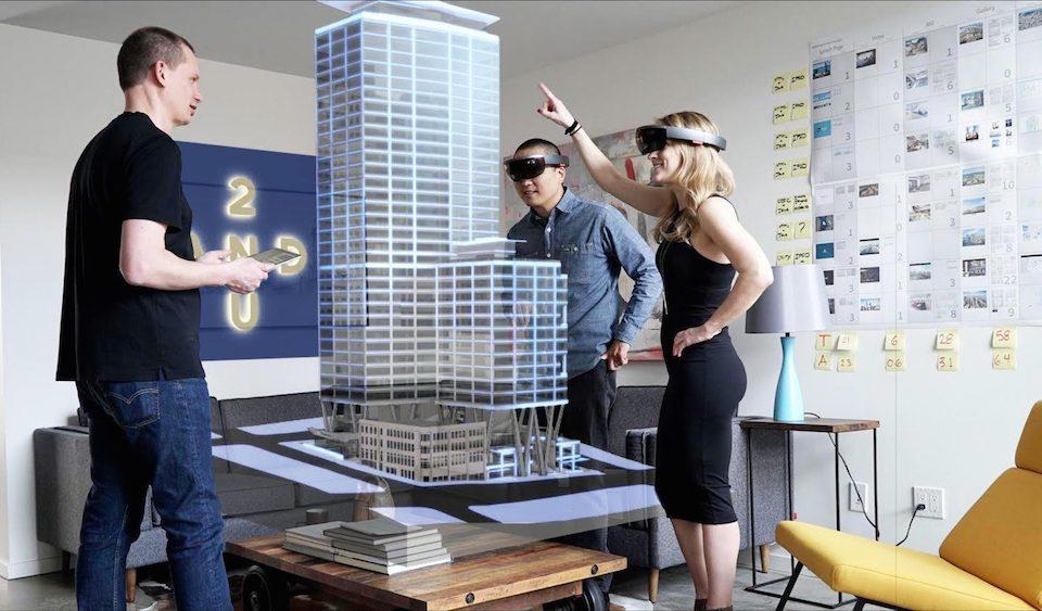 AR thay đổi ngành bất động sản