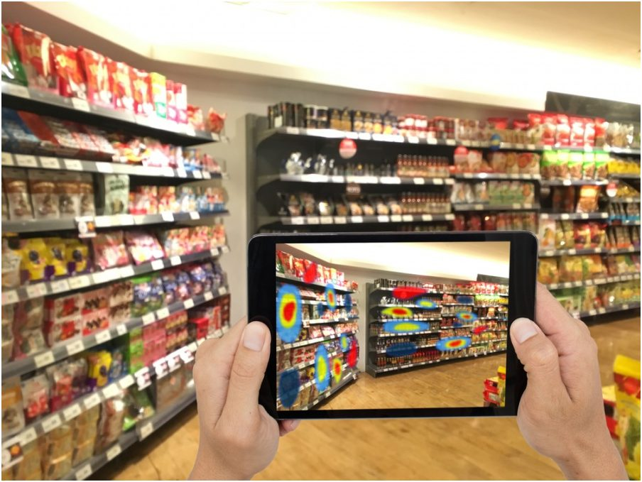 Ứng dụng thực tế tăng cường trong bán lẻ- Giải pháp tốt nhất cho thương mại điện tử 4.0