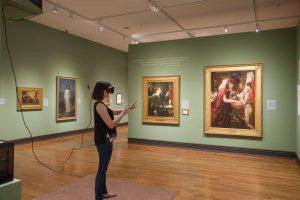 Thực tế ảo là cách thức mới cho trưng bày để Đổi mới bảo tàng, di tích trong công cuộc cách mạng 4.0