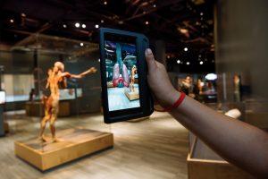 Đổi mới bảo tàng, di tích bằng công nghệ thực tế ảo tăng cường , một sự lựa chọn tuyệt vời tạo đột phá