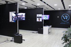Lắp đăt các phòng game thực tế ảo, các phòng tương tác ảo, media mới nhất _vrtech