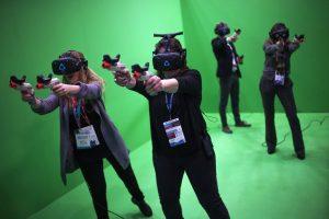 Truyền thống sự kiện sẽ thu hút hơn với các game thực tế ảo VR