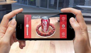 Marketing tiếp thị luôn hướng đến sự mới mẻ, hấp dẫn, cuốn hút Với AR