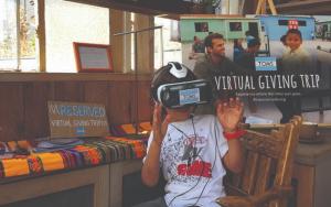 Chiến lược tiếp thị sáng tạo, thay đổi cách làm truyền thống của Tom shoe với VR