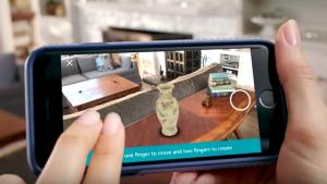 Marketing tiếp thị xu hướng ứng dụng công nghệ AR