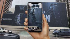 Thực tế tăng cường AR là công nghệ tốt nhất cho quảng cáo