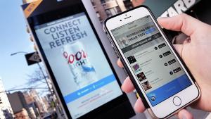AR ngày càng được dùng nhiều trong lĩnh vực quảng cáo