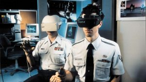 VR cho huấn luyện