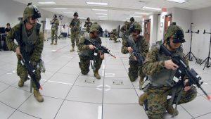 Huấn luyện chiến sỹ