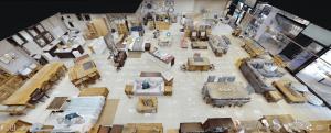 Khu triển lãm nội thất đã số hóa vr360 và 3D