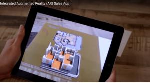 ứng dụng thực tế ảo cho Sa bàn ảo