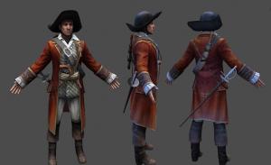 Thiết kế các nhân vật 3D dùng cho game , phim ảnh, quảng cáo ...