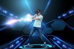 Game vr là công nghệ tương tác ảo giữa người chơi với thế giới ảo