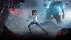 Đắm chìm trong Không gian ảo với game VR