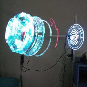 Hologram cho quảng bá sản phẩm