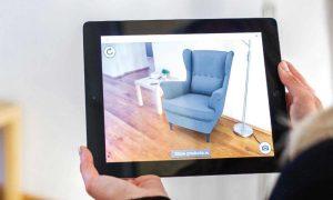 AR app là đưa đối tượng ảo ra không gian thật