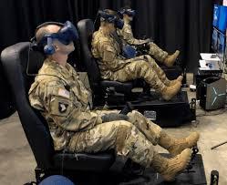 Huấn luyện binh sỹ, kỹ năng phối hợp tác chiến trên hệ thống mô phỏng thực tế ảo VR