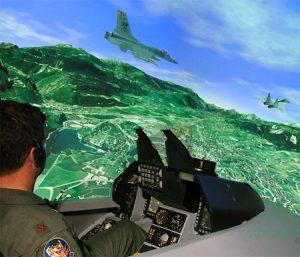 Huần luyên tác chiến bằng hệ thống mô phỏng thực tế ảo 3D
