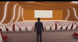 Phòng hội thảo ảo trực tuyến cho Hội nghị và triển lãm online