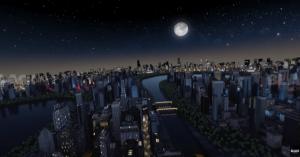 Noel đẹp nhất vơi bối cảnh game VR