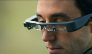 Epson Moverio bt-300 Loại kính MR tốt cho các công ty lưa chọn