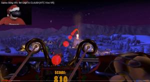 Phát quà noel bằng game VR