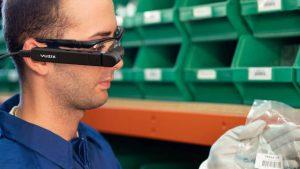 Ứng dụng Kính thực tế ảo tăng cường Vuzix Blade cho các dự án