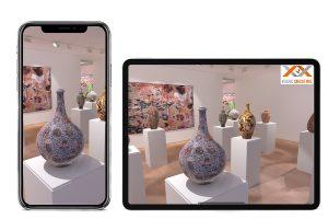 Nền tảng thực tế ảo vr platformn cho bảo tàng du lich _ VRTech jsc