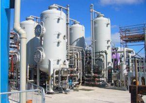 Mô phỏng nhà máy lọc hóa dầu để đào tạo công nhân